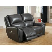Product Image - Power Reclining Love Seat in Jackson Cadet-Gray