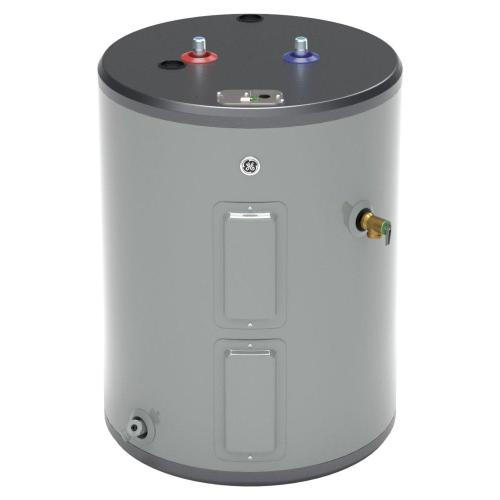 GE® 26 Gallon Top Port Lowboy Electric Water Heater