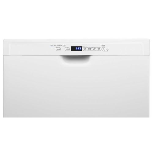 Whirlpool Canada - Stainless steel dishwasher with third level rack