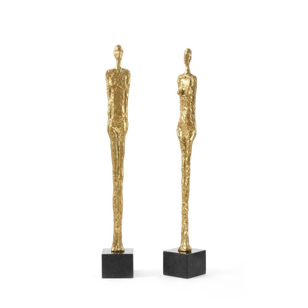 See Details - Dora Mar Statue, Gold