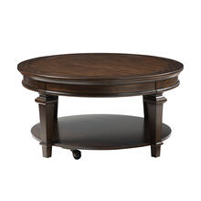 View Product - Round Cocktail Table