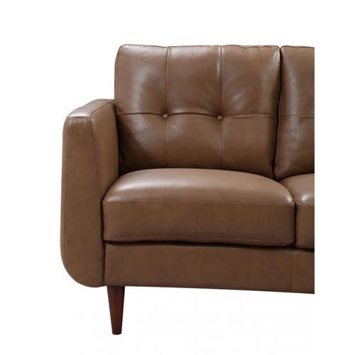 VIG Furniture - Divani Casa Lyman - Modern Brown Sofa Set