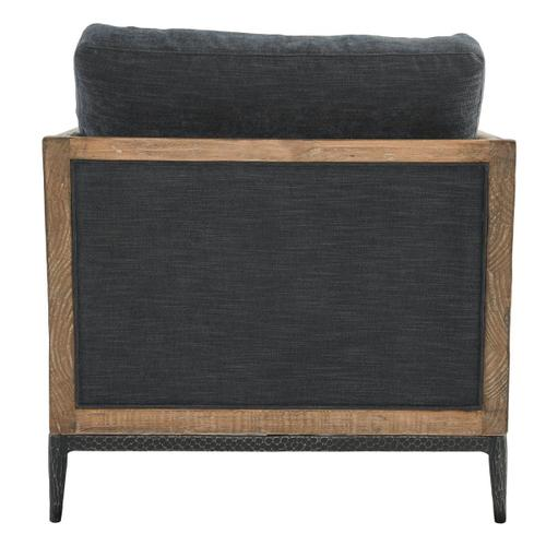 Classic Home - Renfrow Accent Chair Navy