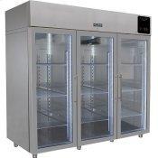 74 Cu Ft Refrigerator With Stainless Frame Finish (115v/60 Hz Volts /60 Hz Hz)