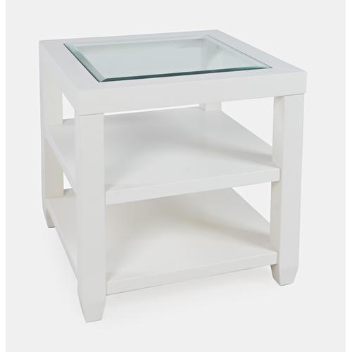 Jofran - Urban Icon End Table