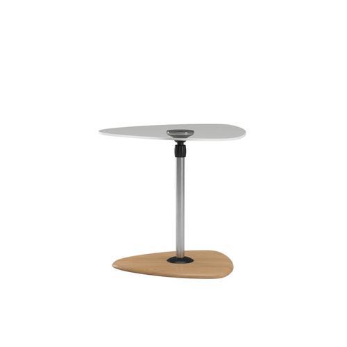 Stressless By Ekornes - Stressless® USB table B table Glass/Beech