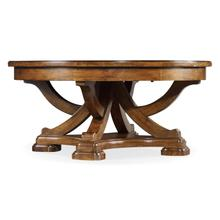 View Product - Tynecastle Round Cocktail Table