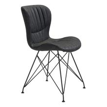 View Product - Gabby Dining Chair Vintage Black