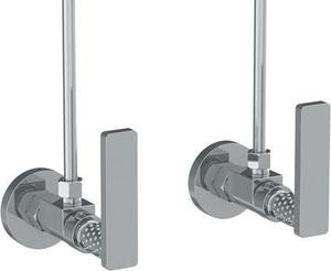 "Lavatory Angle Stop Kit -1/2"" Compression X 3/8"" Od Compression Product Image"