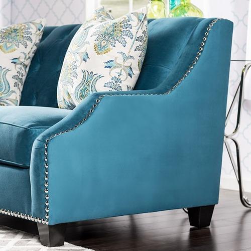 Furniture of America - Celeste Love Seat