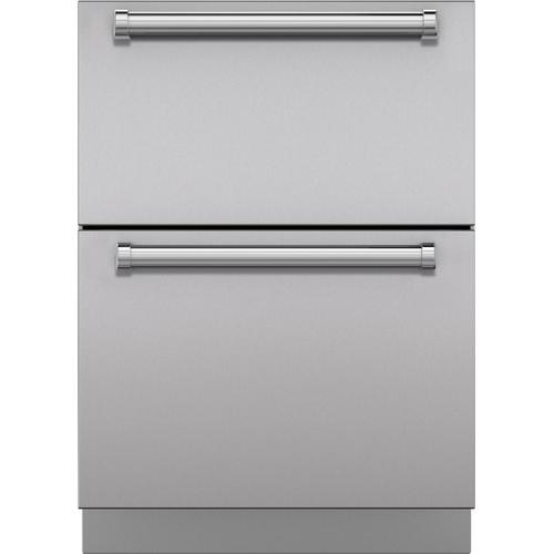 Outdoor Stainless Steel Drawer Panels With Pro Handle