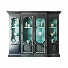 Tivoli Breakfront Display Cabinet