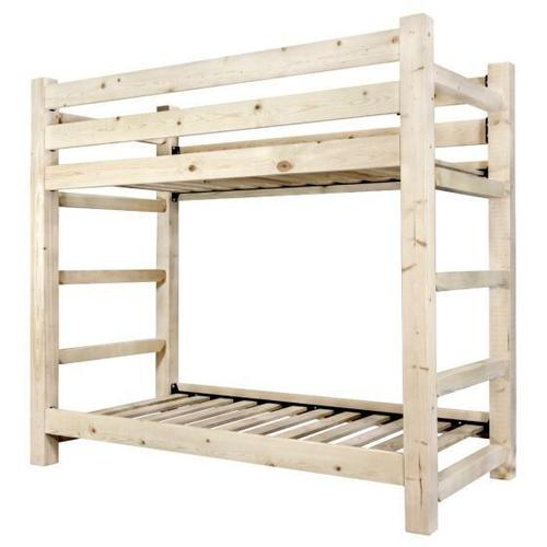Homestead Collection Twin Bunkbed