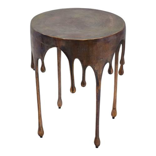 Copperworks Accent Table