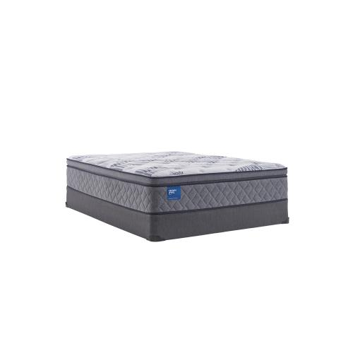 Crown Jewel - Seymour - Plush - Pillow Top - King