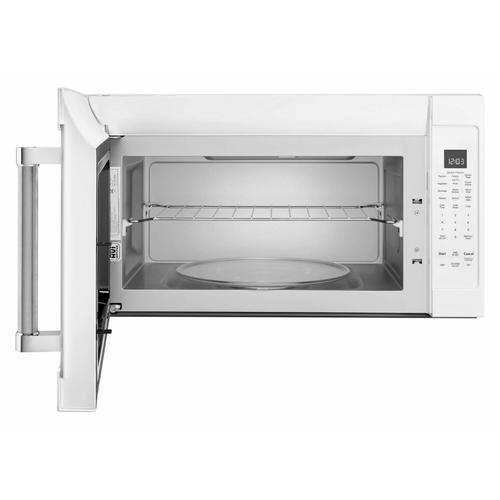 "Gallery - 30"" 1000-Watt Microwave Hood Combination - White"