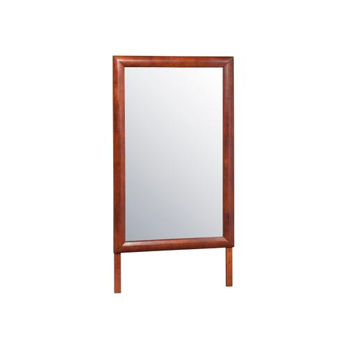 Atlantic Mirror in Walnut