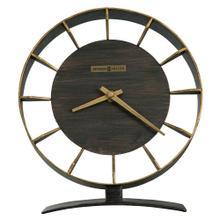 View Product - Howard Miller Rey Metal Mantel Clock 635218