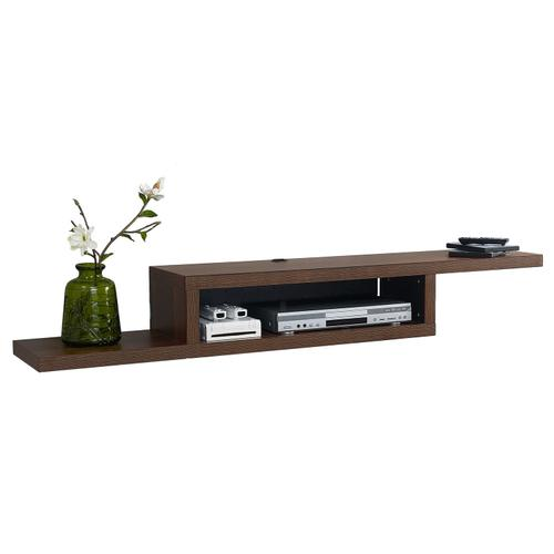 "60"" Asymmetrical Wall Mounted Console"