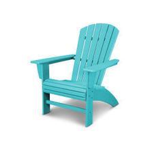 View Product - Nautical Curveback Adirondack Chair in Vintage Aruba