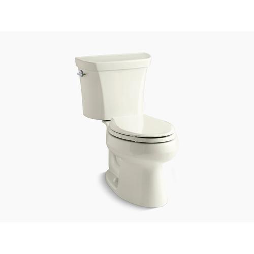 Kohler - Biscuit Two-piece Elongated Dual-flush Toilet