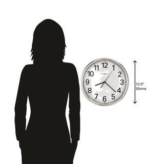 See Details - Howard Miller Hamilton Wall Clock 625561