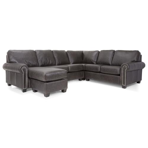 3A-22 LHF Sofa with Chaise