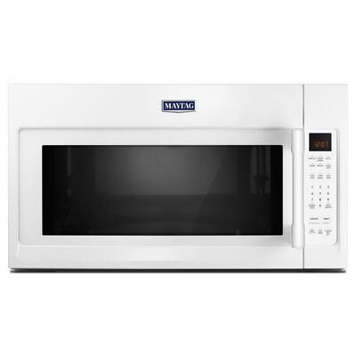 Over-The-Range Microwave With Interior Cooking Rack - 2.0 Cu. Ft. White Product Image