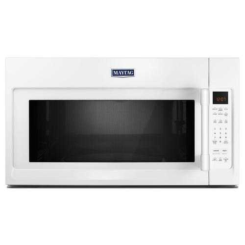Over-The-Range Microwave With Interior Cooking Rack - 2.0 Cu. Ft. White
