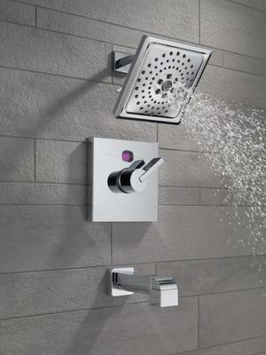 Chrome Shower Arm Product Image