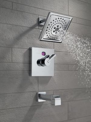 Chrome Shower Arm Product Image