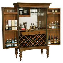 695-015 Toscana Wine & Bar Cabinet