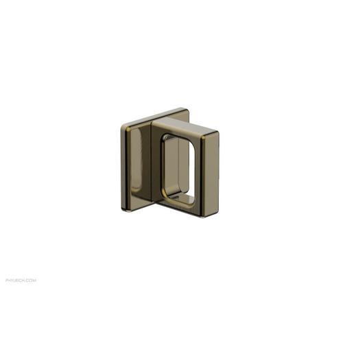 MIX Volume Control/Diverter Trim - Ring Handle 290-37 - Antique Brass