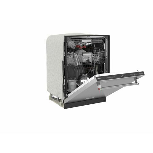 KitchenAid Canada - 44 dBA Dishwasher in PrintShield™ Finish with FreeFlex™ Third Rack - Stainless Steel with PrintShield™ Finish