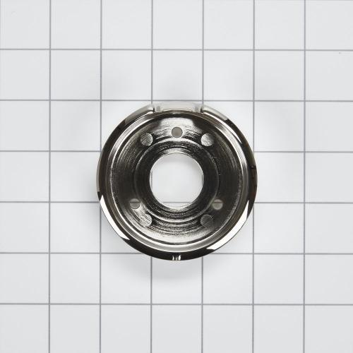 Range Chrome Knob Bezel, Oven