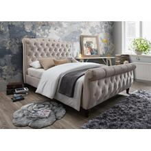 Laura Natural King Headboard