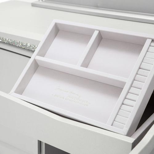 Upholstered Storage Console-dresser-sideboard-credenza