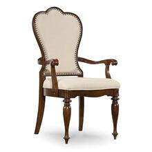 View Product - Leesburg Upholstered Arm Chair - 2 per carton/price ea