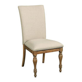 Weatherford Heather Tasman Upholstered Side Chair