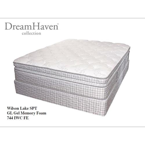 Dreamhaven - Willston Lake - Super Pillow Top - Twin XL