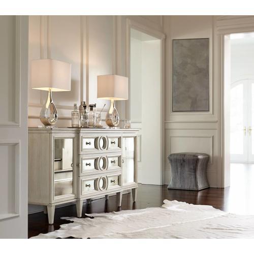 Allure Buffet in Manor White (399)