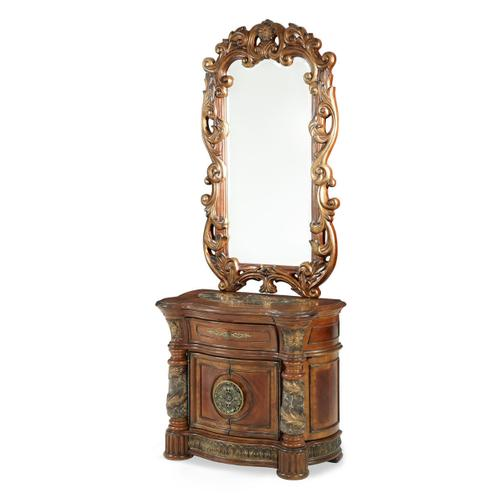 Accent Cabinet-night Stand-end Table&decorative Mirror