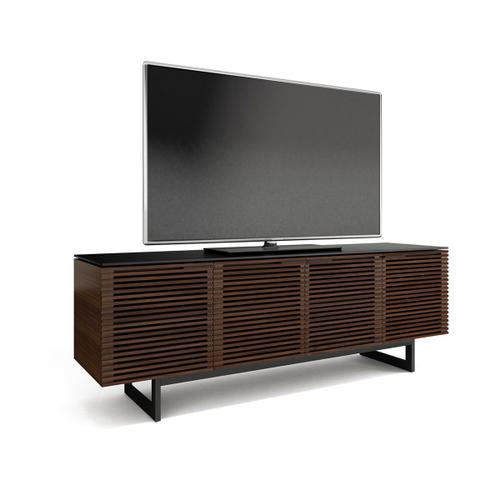 Quad Width Cabinet 8179 in Chocolate Stained Walnut
