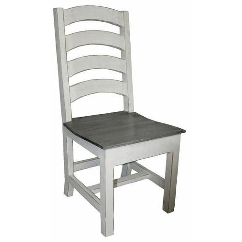 Million Dollar Rustic - Ww/123a Ladder Chair