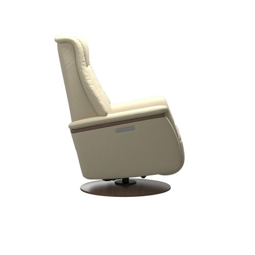 Stressless By Ekornes - Stressless® Max (M) Power with Moon wood base