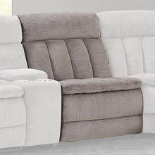 View Product - CUDDLER - LAUREL DOVE Armless Chair
