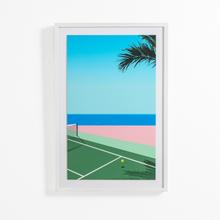 Seaside Tennis By Teague Collection