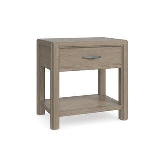 Island House Open Nightstand