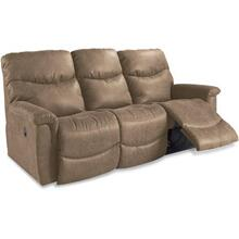 See Details - James Reclining Sofa