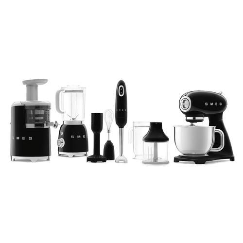 Smeg - Stand mixer Black SMF03BLUS
